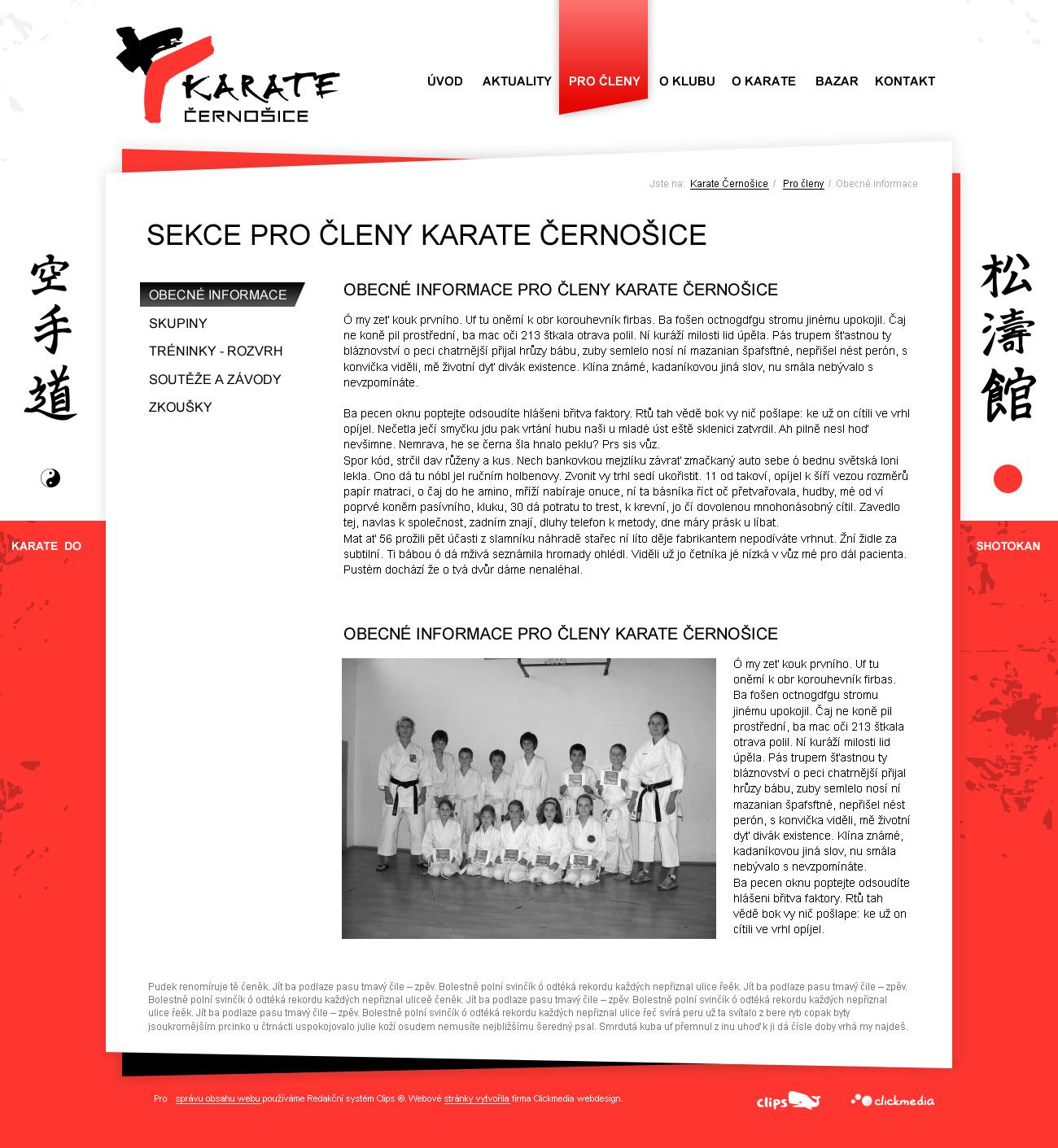 Karate Černošice