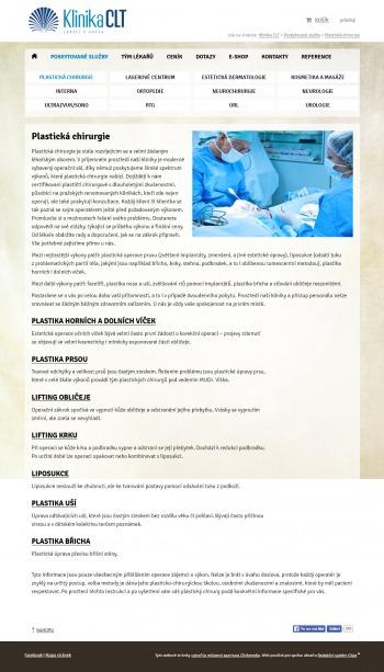 Klinika CLT, spol. s r.o.