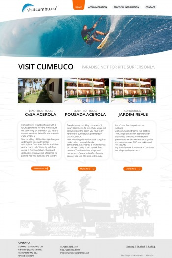 Visit Cumbuco