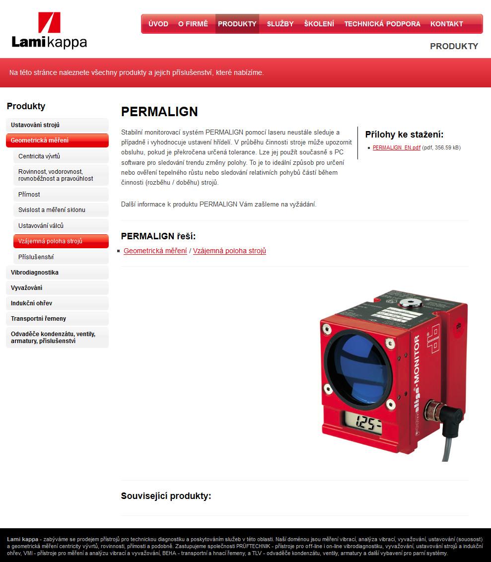 Prodej a servis diagnostických přístrojů