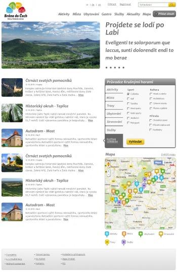 Nejlepší turistický portál roku 2010