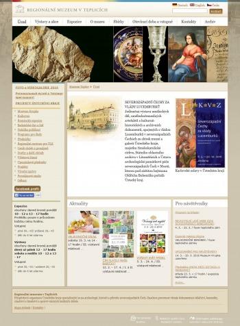 Regionální muzeum v Teplicích