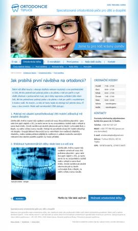 Specializovaná ortodontická péče pro děti a dospělé