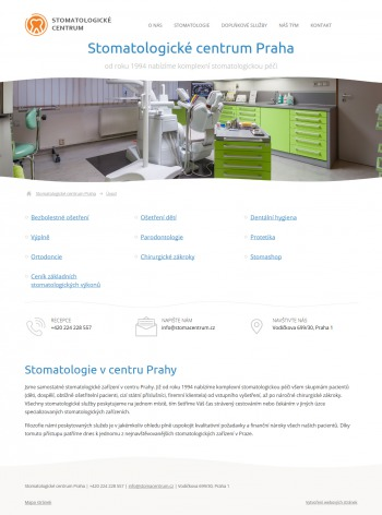 Stomatologické centrum Praha
